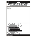 "Ranger Watercolor (Watercolour) Paper 8.5"" x 11"" (Packet 10 sheets)"